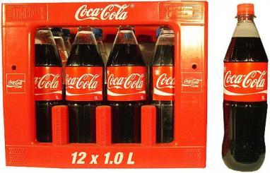 Coca-Cola 12x1,0L