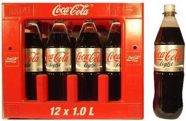 Coca-Cola Light 12x1,0L
