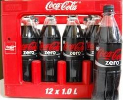 Coca-Cola Zero 12x1,0L