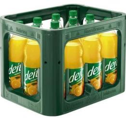 Deit Orangenlimonade Zuckerfrei 12x1,0L