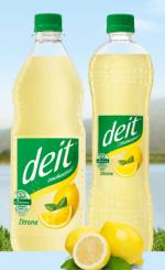 Deit Zitrone Zuckerfrei 12x1,0L