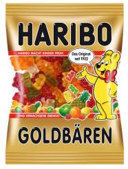 Haribo Goldbären 200gr Stück