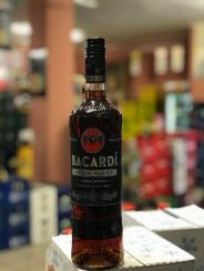 Bacardi Carta Negra Black 0,7L Fl. 37,5%