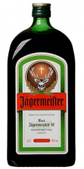 Jägermister Kräuterlikör %35 Vol.1,0l Fl.