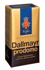 Dallmayr Prodomo Gemahlener Kaffee 500gr