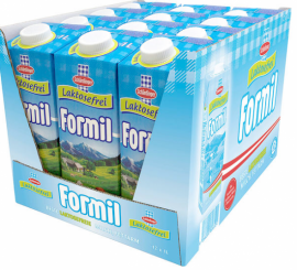 Laktosefrei H-Milch 1,5% 12x1,0L
