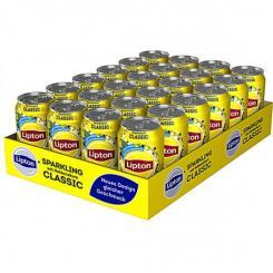 Lipton Eistee Sparkling Classic 24x0,33L