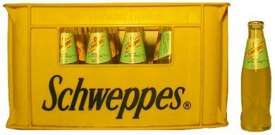 Schweppes Bitter Lemon 24x0,2L