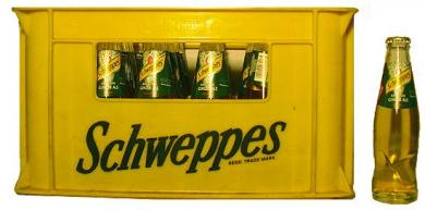 Schweppes Ginger Ale 24x0,2L