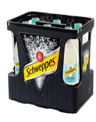 Schweppes Bitter-Lemon 6x1,0 l PET