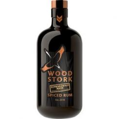 Wood Stork Spiced Rum 40% vol. 0,5L Fl