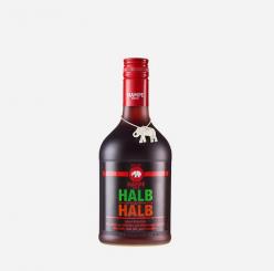 Mampe Halb&Halb Liqueur 31% 0,7 l Fl.